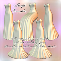 Gown and 6 Styles for Aiko 3 image 2