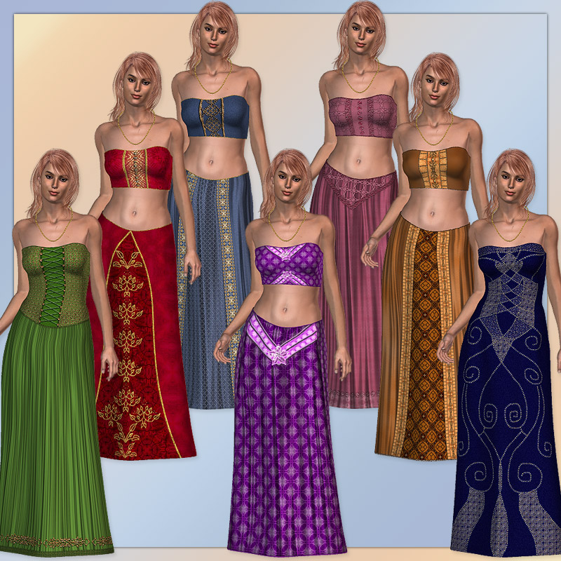 20 Beautiful Styles for Vicky 3`s MFD