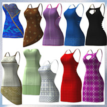 10 Dynamic Dresses for Aiko 3 image 2