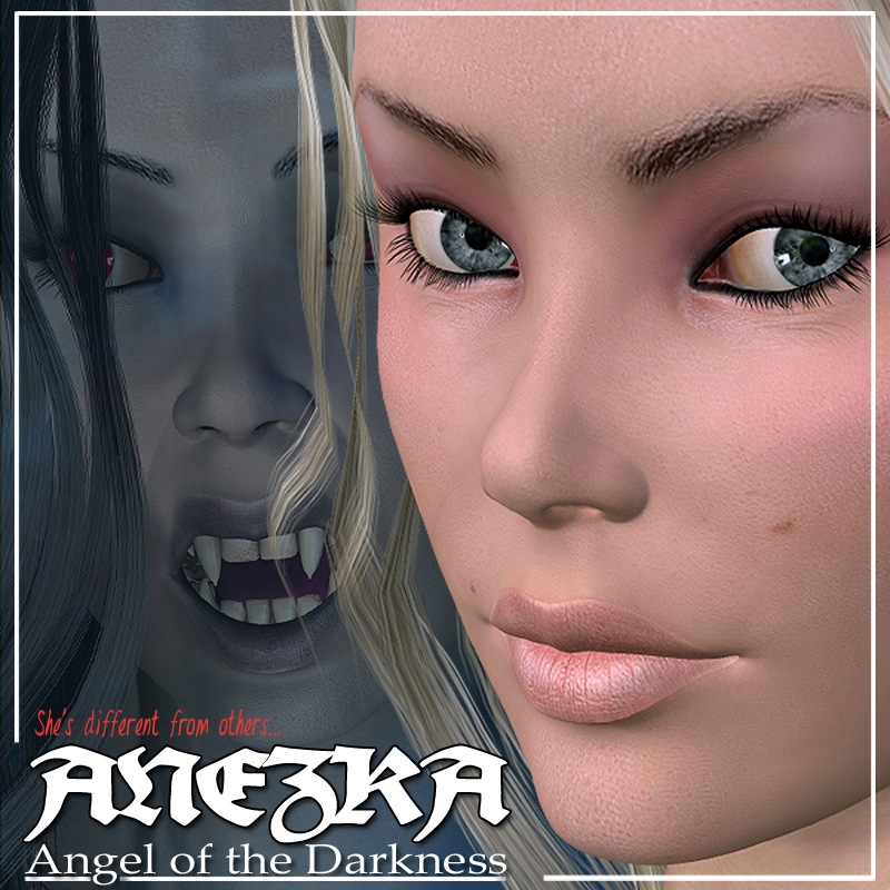Anezka - Angel of the Darkness
