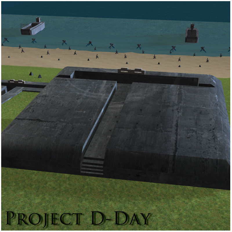 Project D-Day: Omaha Beach by RPublishing