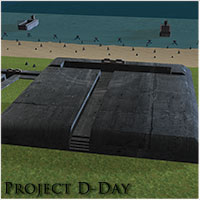 Project D-Day: Omaha Beach 3D Models 3D Figure Essentials RPublishing