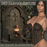 DM Elaya's Asylum 3D Figure Essentials 3D Models Danie