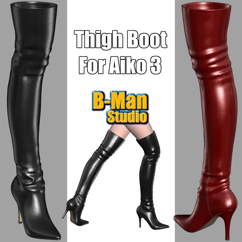 Thigh Boot for A3
