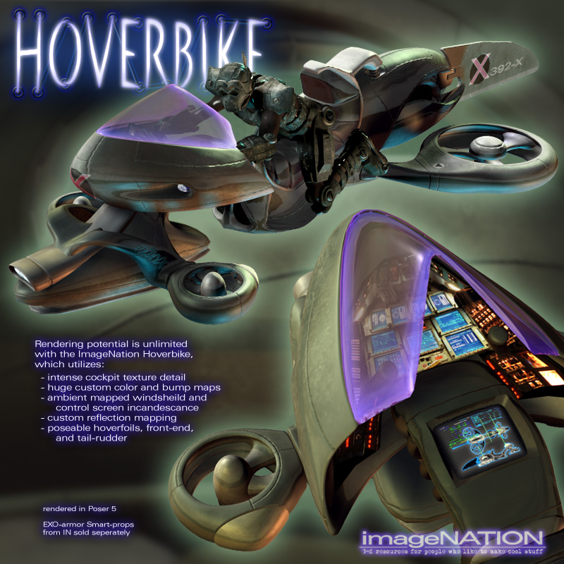 IN Hoverbike