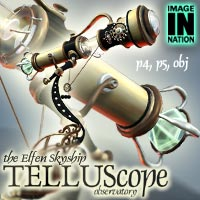 IN TELLUScope Observatory by winnston1984