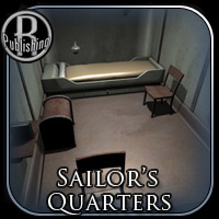 Sailor's Quarters (Poser, VUE & OBJ) 3D Models RPublishing