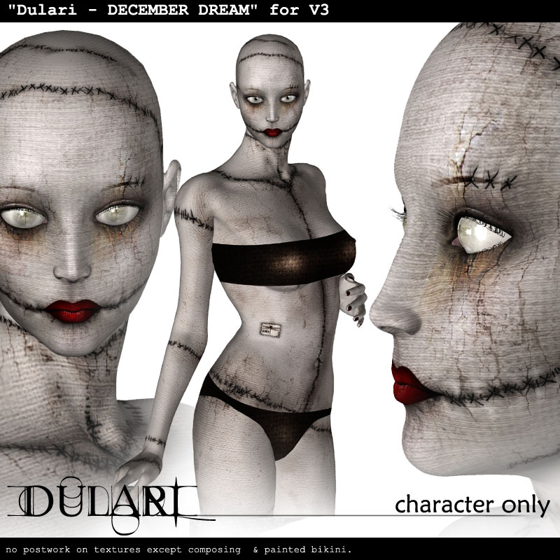 DULARI - character only