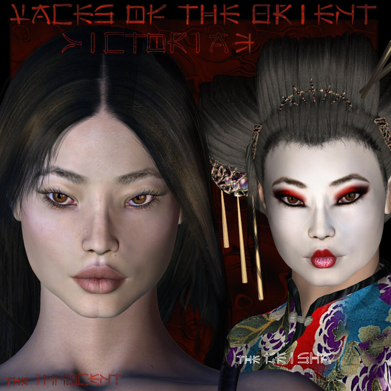 Faces of the Orient