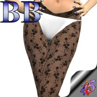 Ultra Lace Hose for V3, SP3 & Aiko3 Clothing BlueBeard