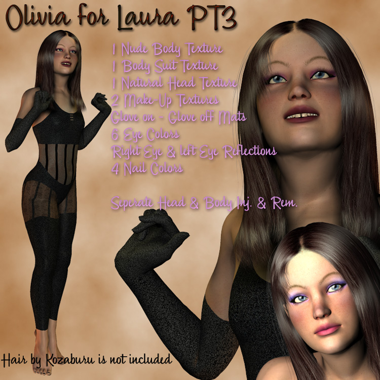 Olivia for Laura PT3