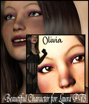 Olivia for Laura PT3 by antje