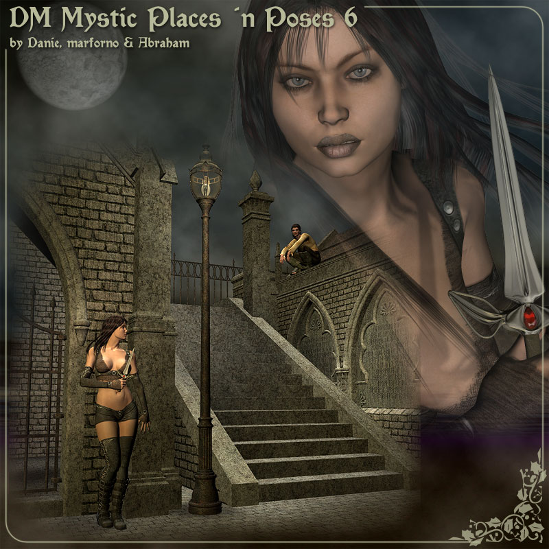 DM's Mystic Places 'n Poses 6
