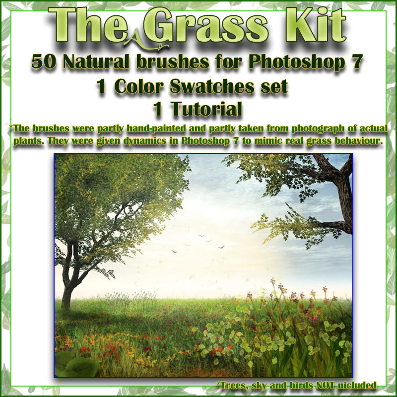 The Grass Kit