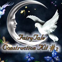A FairyTale Construction Kit - #2 2D And/Or Merchant Resources antje