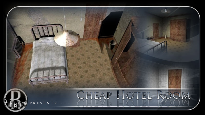 Cheap Hotel Room for Poser by RPublishing