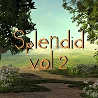 Splendid volume 2 2D 3D Models didi_mc