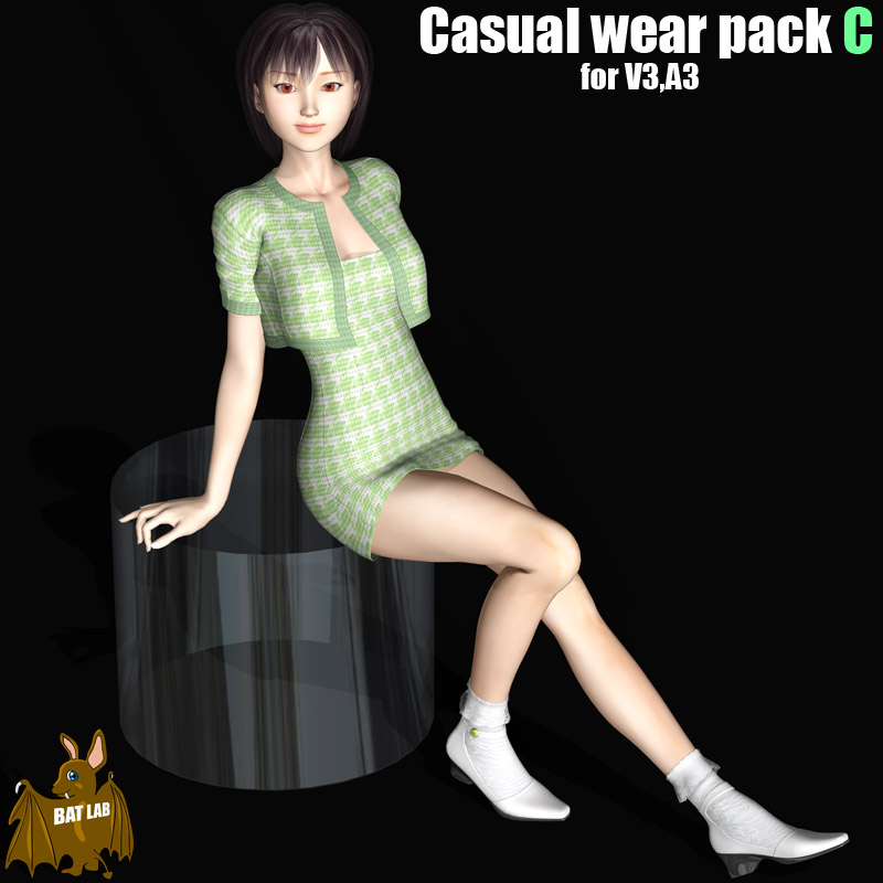 Casual wear pack C