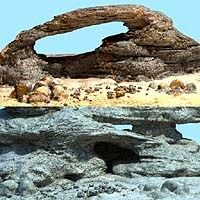 Unique Rock Formations 3D Models the hankster