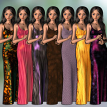 Aiko Dynamic Gown and 20 Styles image 2