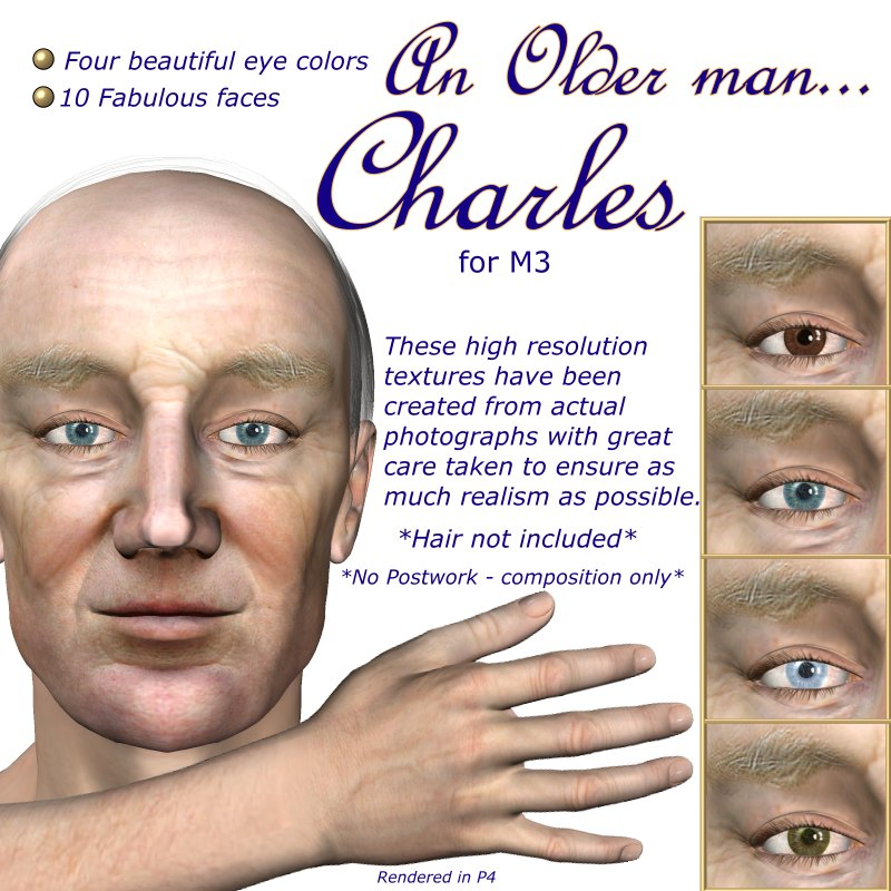 Charles for M3 - An Older Man