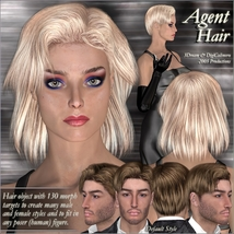 Agent Hair image 1