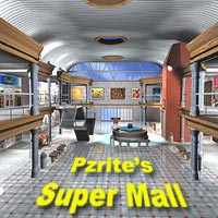 Pzrite's Super Mall 3D Models pzrite