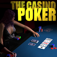The Casino - Poker 3D Models Gaming Extended Licenses SolidusSoft
