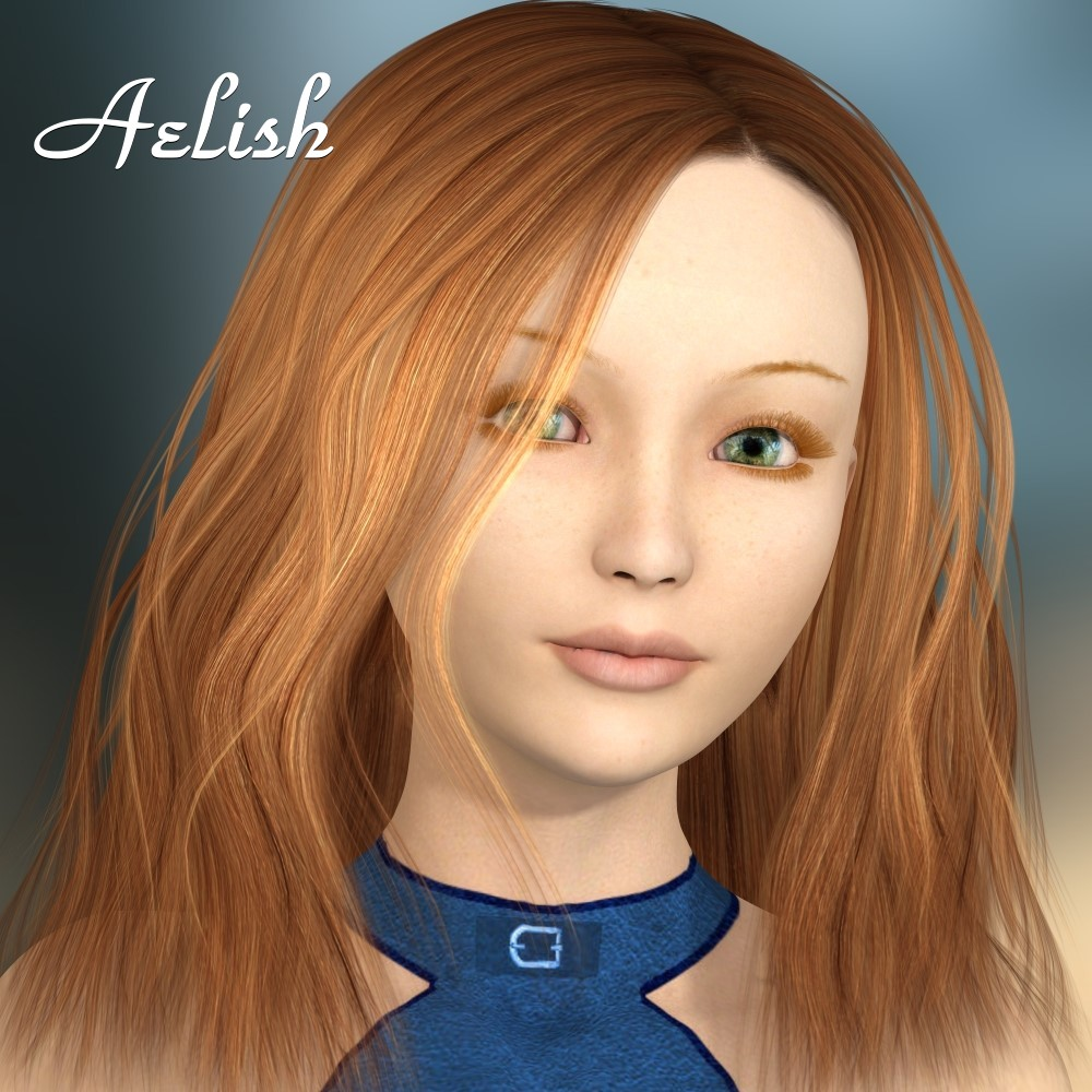 Aelish for Aiko 3