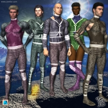 Costumes Pack2 for CLOTHIM image 1