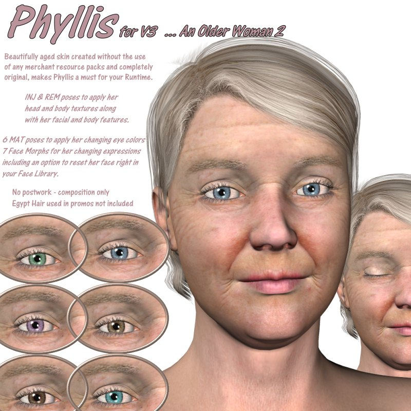 Phyllis for V3 - *An Older Woman 2*