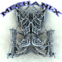 Mechani-X 3D Models Poisen