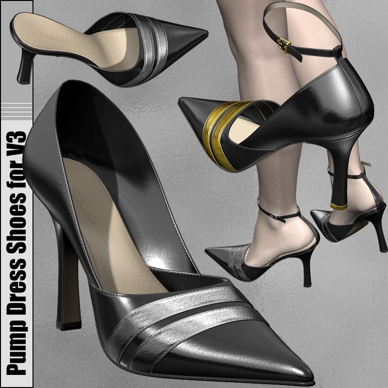 Pump Dress Shoes for V3