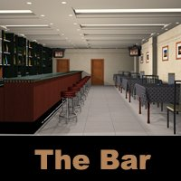 The Bar 3D Models TonyBaas
