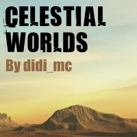 Celestial Worlds 2D 3D Models didi_mc
