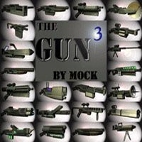The Gun3 by Mock 3D Models Mock