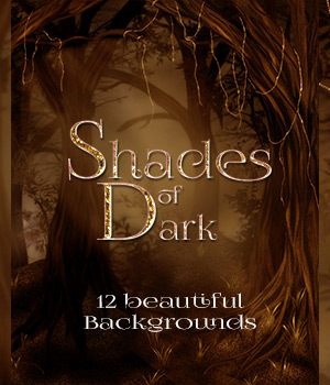 Shades Of Dark 2D Graphics antje