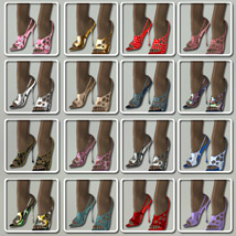 Summer Stilettos & 30 Styles for Vicky 3 image 1