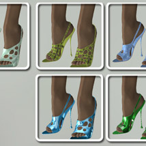 Summer Stilettos & 30 Styles for Vicky 3 image 2