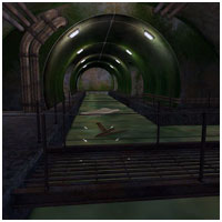 Slimy Sewers (Poser, VUE & OBJ) Props/Scenes/Architecture Themed RPublishing