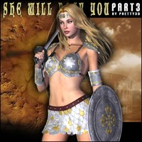 She Will Rock You - Part 3 Clothing Themed Pretty3D