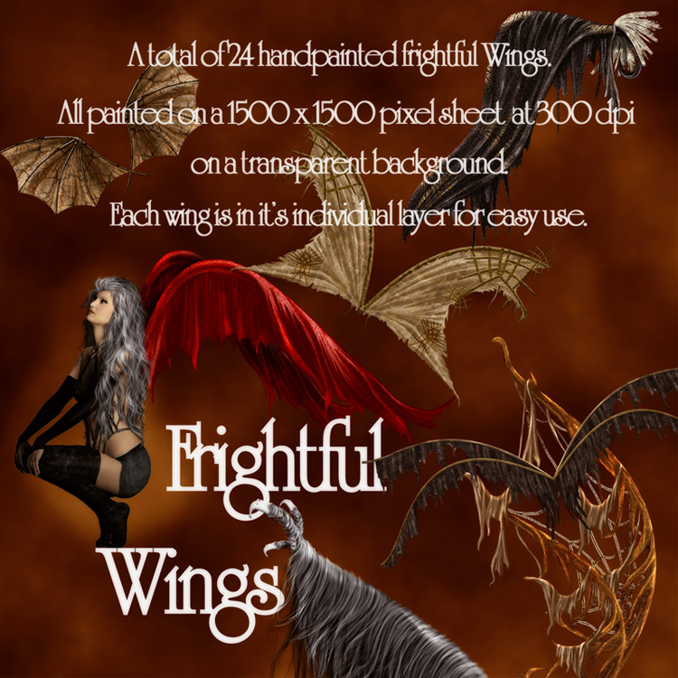 ~*FrightFul Wings*~