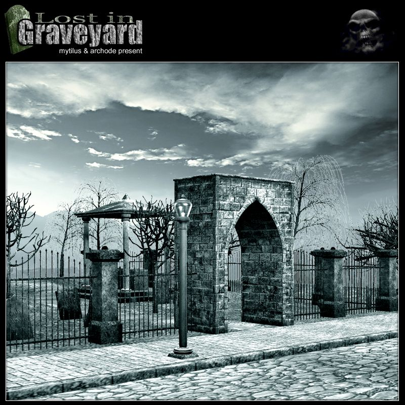 Lost In Graveyard