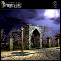 Lost In Graveyard 3D Models mytilus