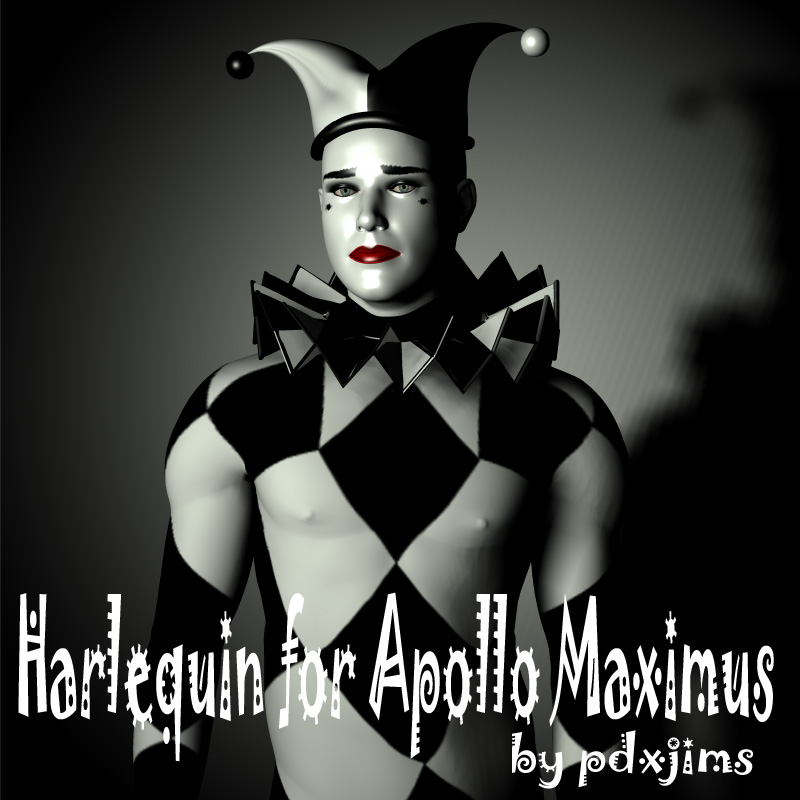 The Harlequin for Apollo Maximus