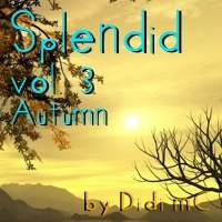 Splendid volume 3 Autumn 2D 3D Models didi_mc