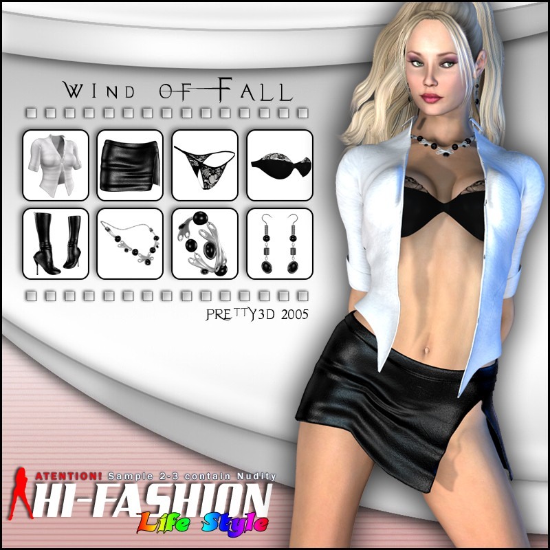 Hi-Fashion (Life Style) - Wind of Fall