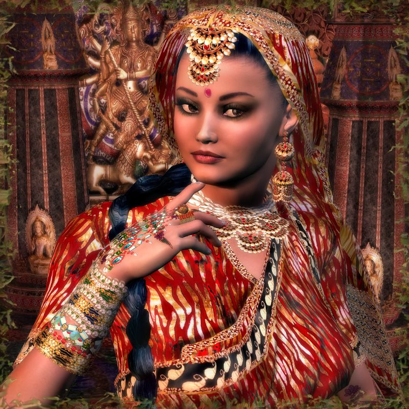 RT-V3 Maharani JEWELS PACK