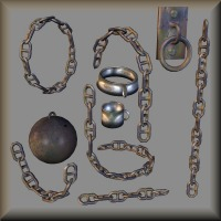 Chains Kit 3D Models kawecki