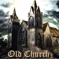 Old Church 3D Models 3D Figure Assets deadhead